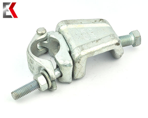 የተጭበረበረ የ swivel Girder Coupler ን ጣል ያድርጉ